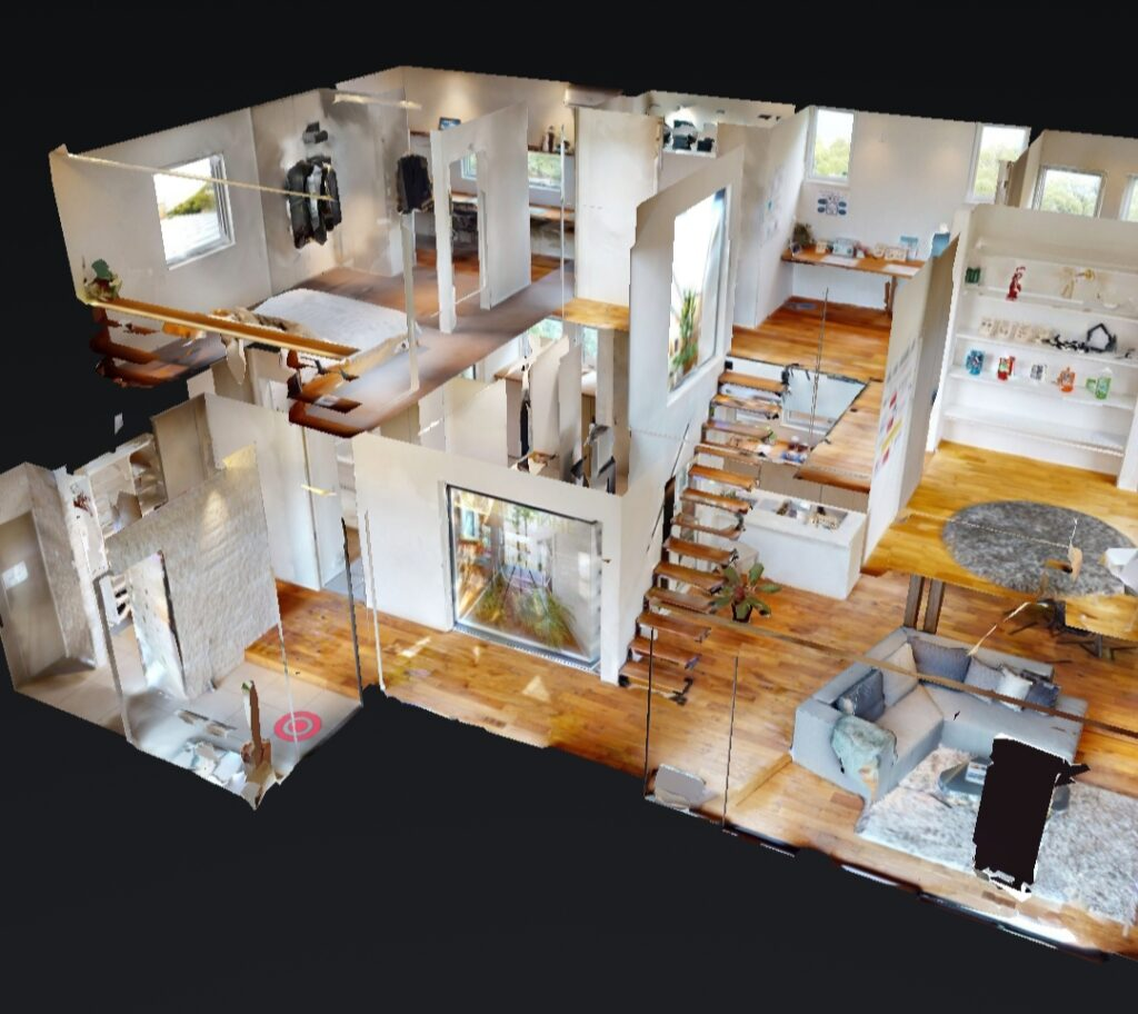 【お知らせ】360°バーチャルモデルハウスとは?