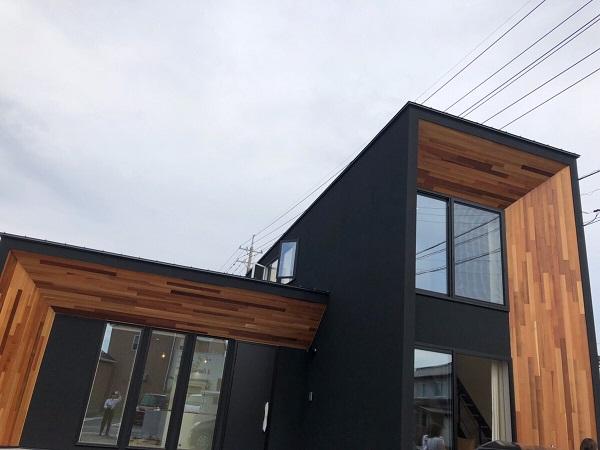 建築家のお家